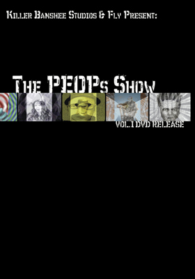 PEOPs Show DVD Cover